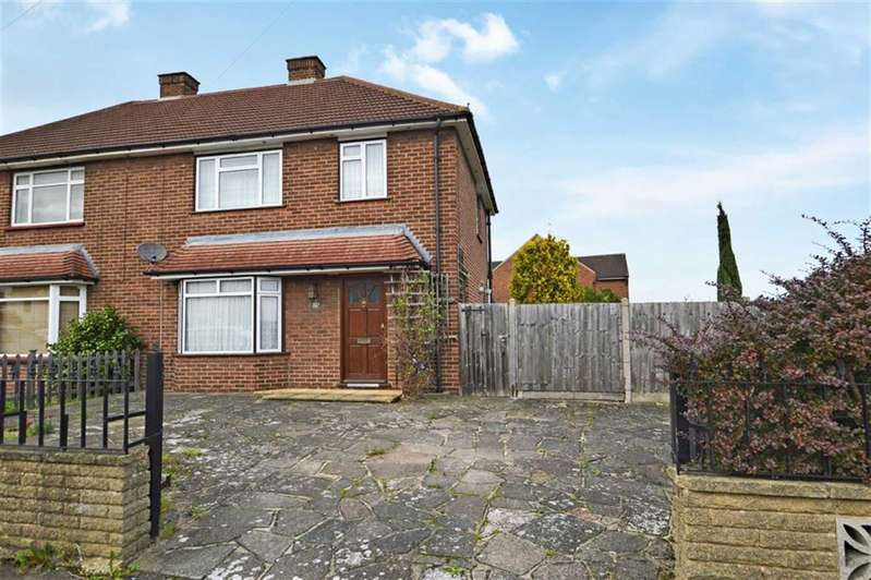 3 Bedrooms Semi Detached House for sale in Felsted Road, Loughton