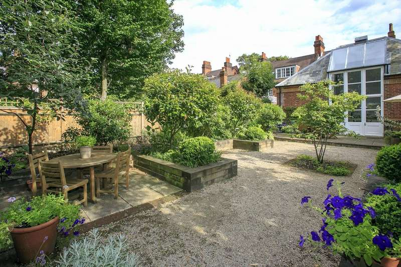 2 Bedrooms House for rent in The Studio, Bath Road, Bedford Park