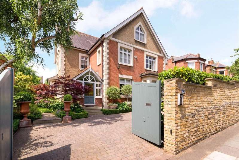 6 Bedrooms Detached House for sale in Crescent Road, Wimbledon, London, SW20