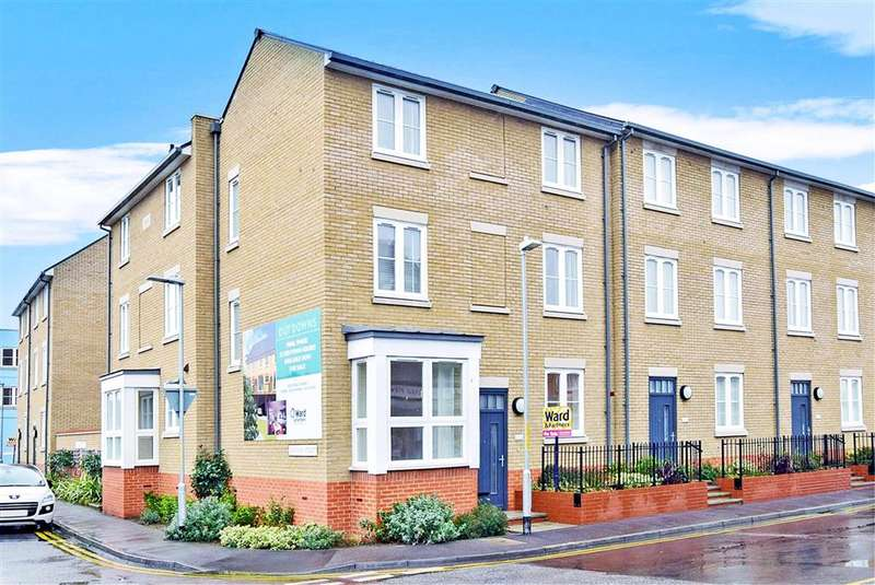3 Bedrooms End Of Terrace House for sale in The Timberyard Terrace, , Deal, Kent