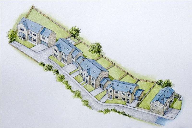 4 Bedrooms Detached House for sale in Falcon Gardens, Falcon Road, Bingley, West Yorkshire