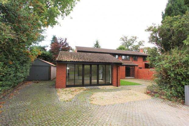 5 Bedrooms Detached House for sale in Green Bank, Handbridge, Chester, CH4