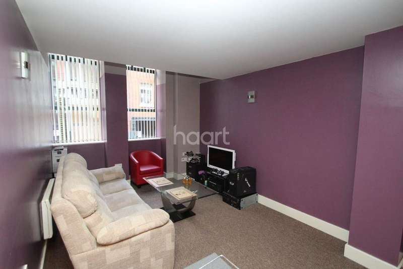 2 Bedrooms Flat for sale in Alexandra House, Rutland Street, Leicester
