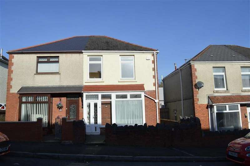 2 Bedrooms Semi Detached House for sale in Walters Street, Swansea, SA5