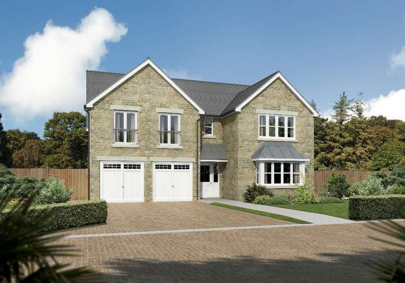 5 Bedrooms Detached House for sale in Heralds Drive, Strathaven, South Lanarkshire, ML10 6XL