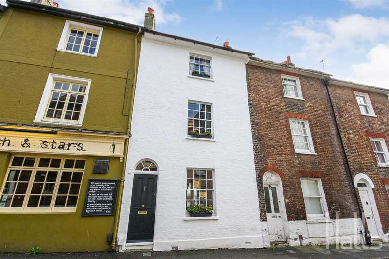 3 Bedrooms House for sale in Windsor Street, Brighton