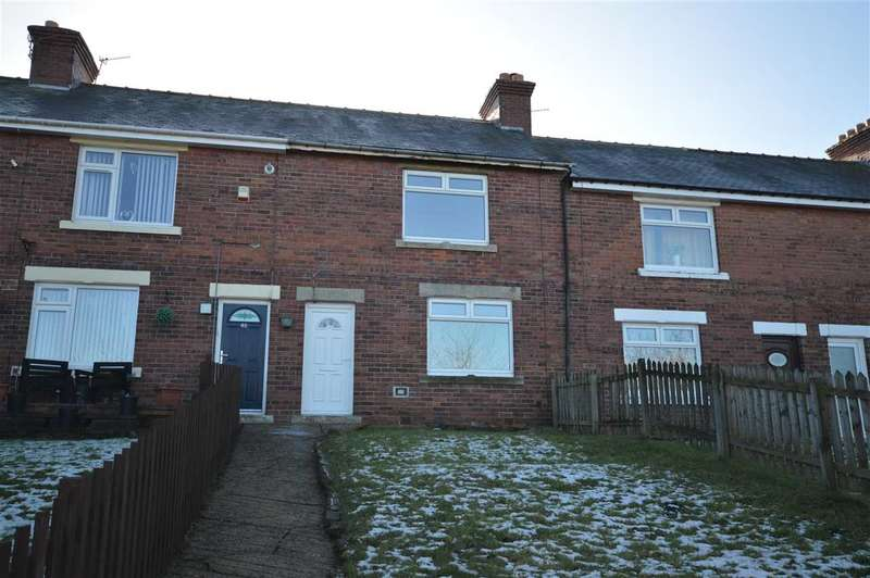 3 Bedrooms Terraced House for sale in Thomas Street, Stanley
