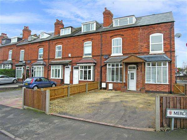 4 Bedrooms Terraced House for sale in Mercer Avenue, Water Orton