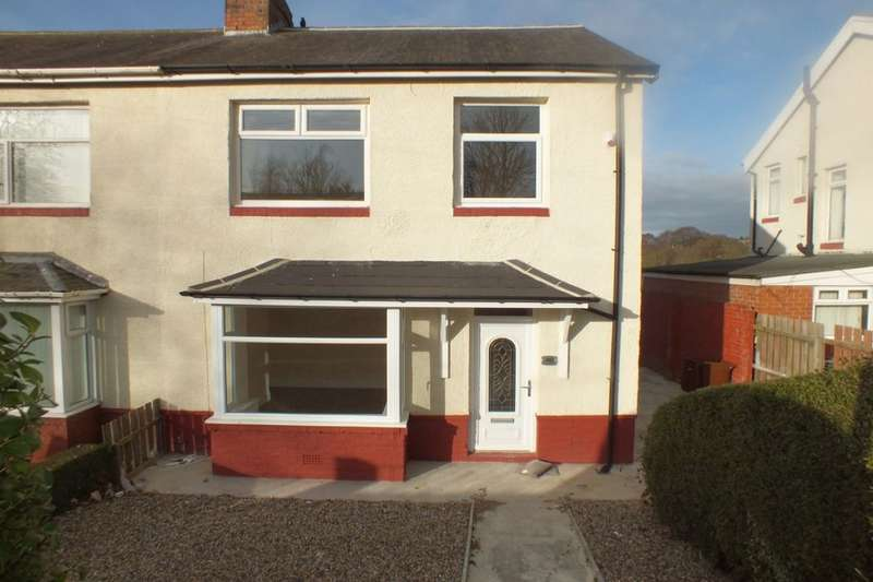 3 Bedrooms Semi Detached House for sale in Denton Road, Newcastle Upon Tyne, NE15