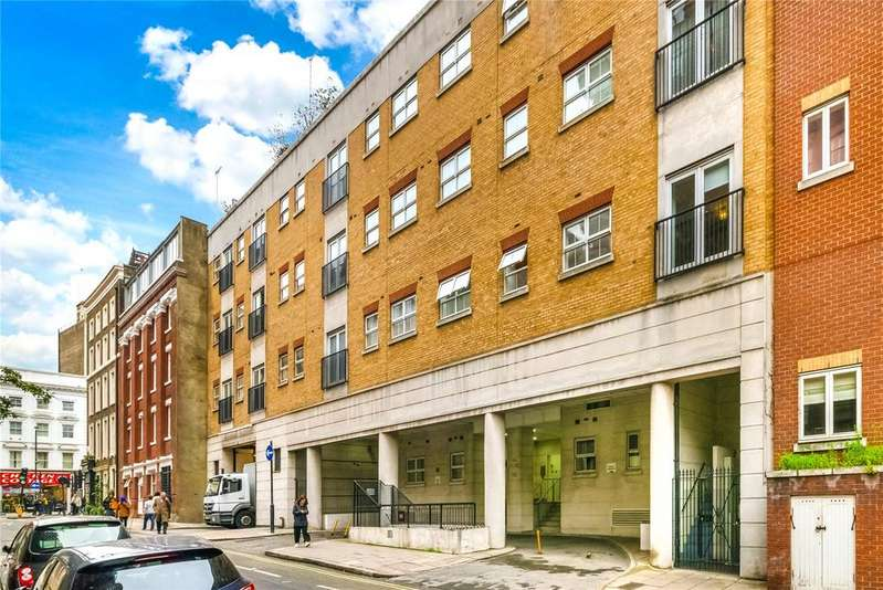 2 Bedrooms Flat for sale in Aria House, 5-15 Newton Street, London