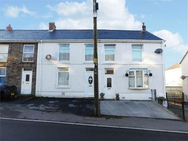 3 Bedrooms Terraced House for sale in Brynamman Road, Lower Brynamman, Ammanford, West Glamorgan