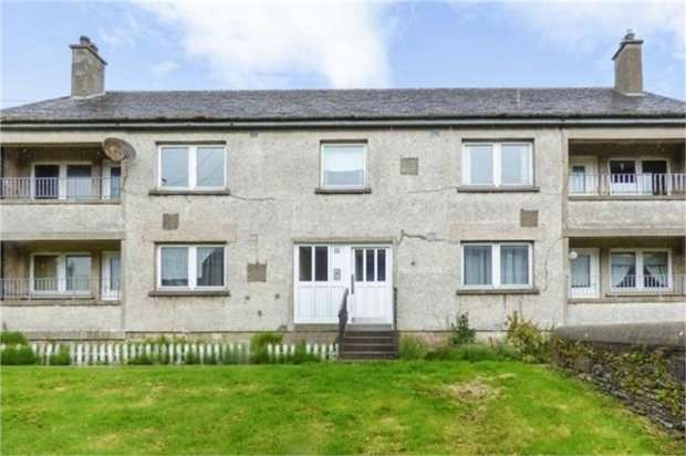 2 Bedrooms Flat for sale in High Street, Campbeltown, Argyll and Bute
