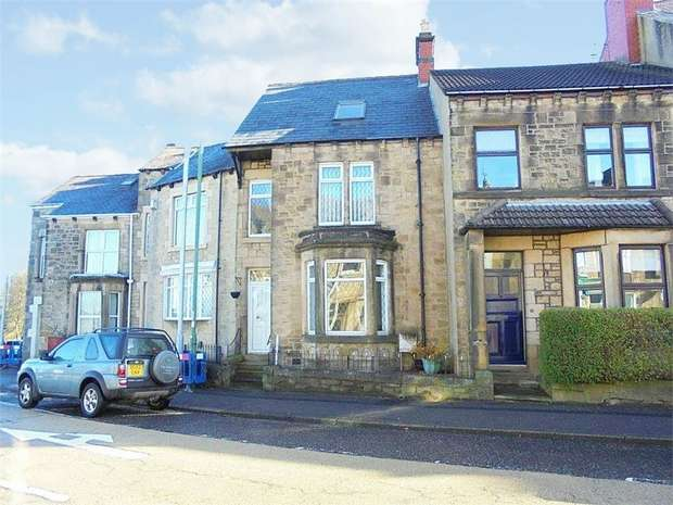 4 Bedrooms Terraced House for sale in Station Road, Stanley, Durham