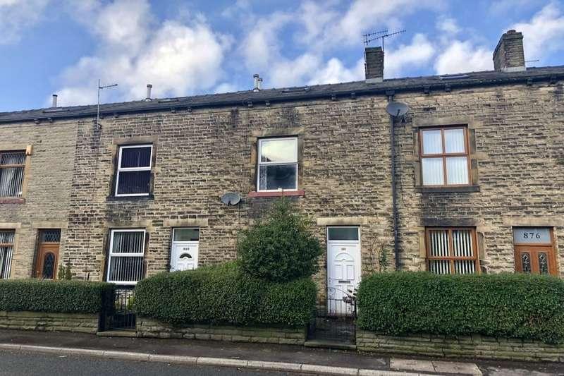 2 Bedrooms Terraced House for sale in Burnley Road, Todmorden, OL14