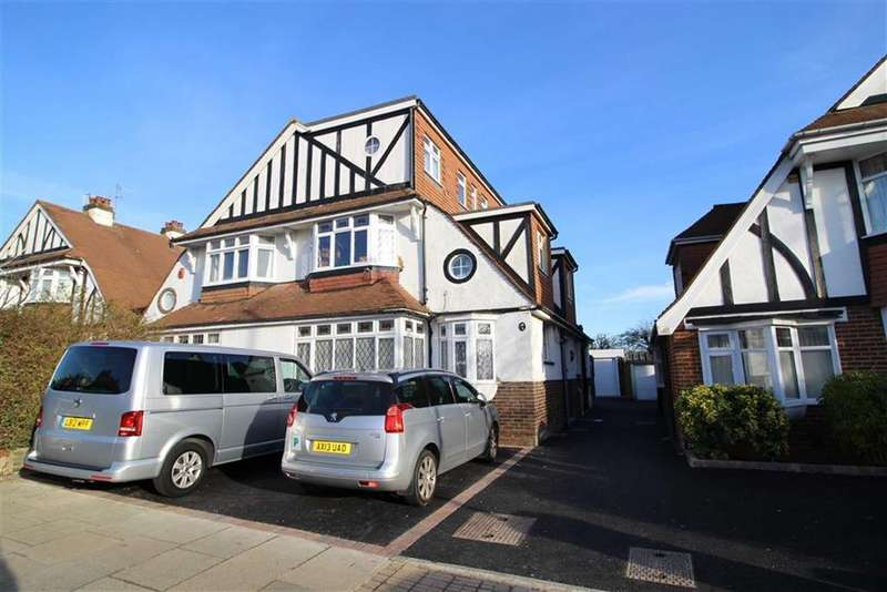 5 Bedrooms Semi Detached House for sale in Holmes Avenue, Hove, East Sussex