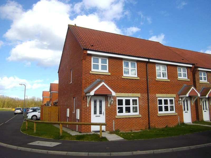 2 Bedrooms House for sale in Ladyburn Way, Hadston