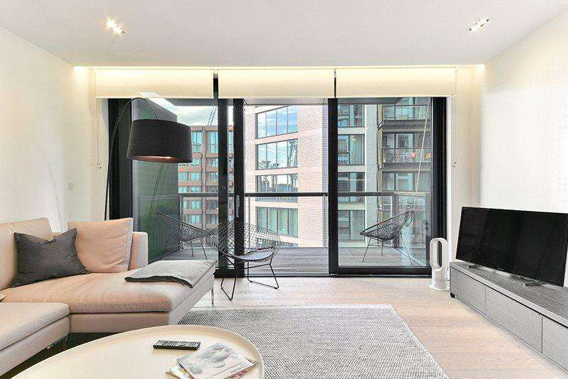 2 Bedrooms Flat for sale in The Plimsoll Building, 1 Handyside Street, London, N1C