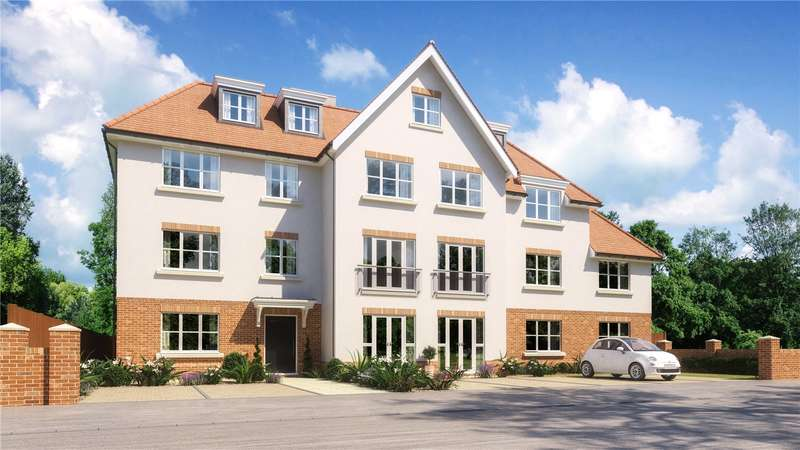 1 Bedroom Apartment Flat for sale in The Link, Bathurst Walk, Iver, Buckinghamshire, SL0