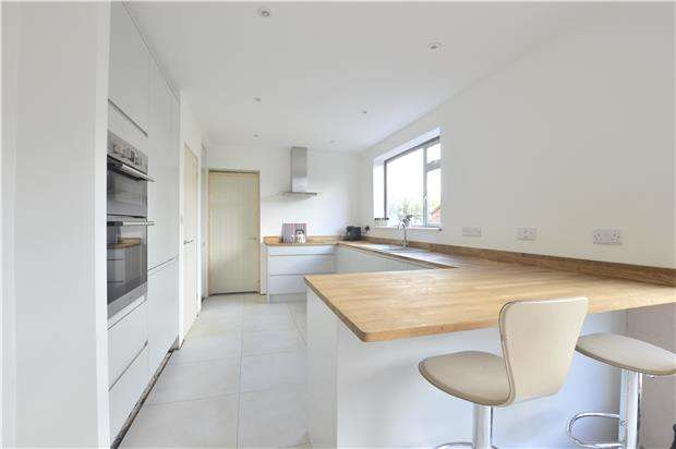4 Bedrooms Detached House for sale in Mitton Way, Mitton, TEWKESBURY, Gloucestershire, GL20 8AN