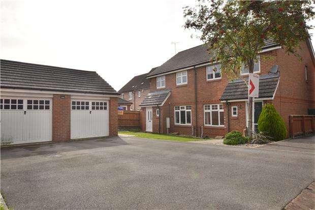 3 Bedrooms Semi Detached House for sale in Turnstone Drive, Quedgeley, GLOUCESTER, GL2 4XA