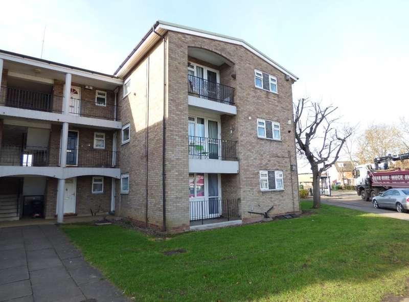 1 Bedroom Flat for sale in Aylesbury Road, Bedford, MK41 9QD