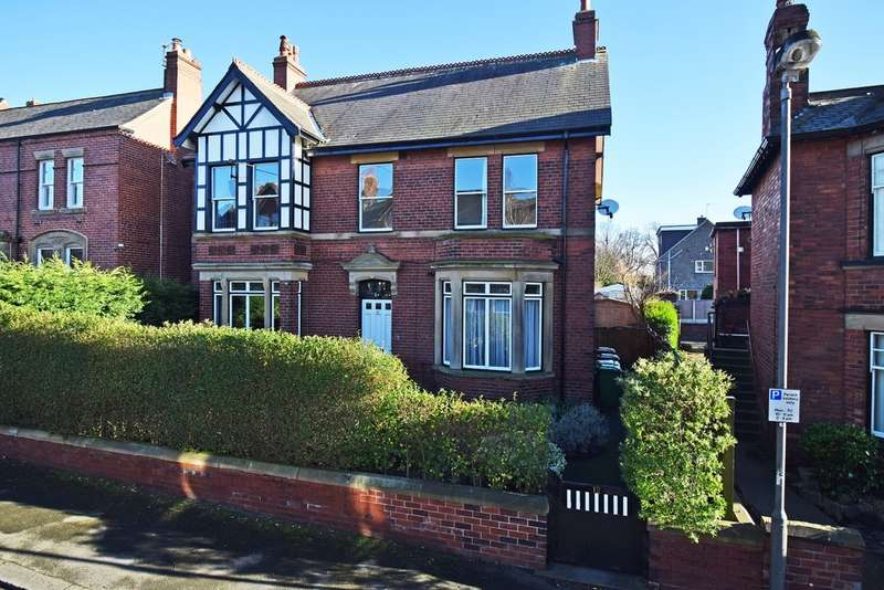 4 Bedrooms Detached House for sale in Oxford Road, St Johns, Wakefield