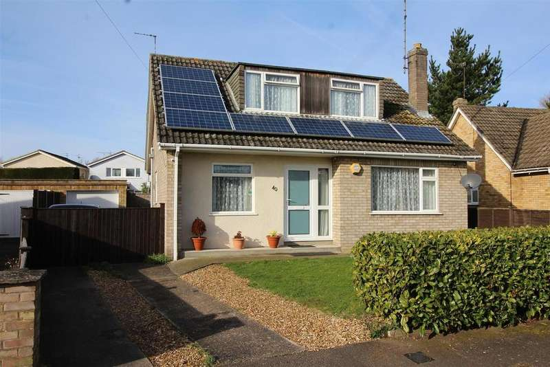 4 Bedrooms Detached House for sale in Thorpe Lea Road, Peterborough