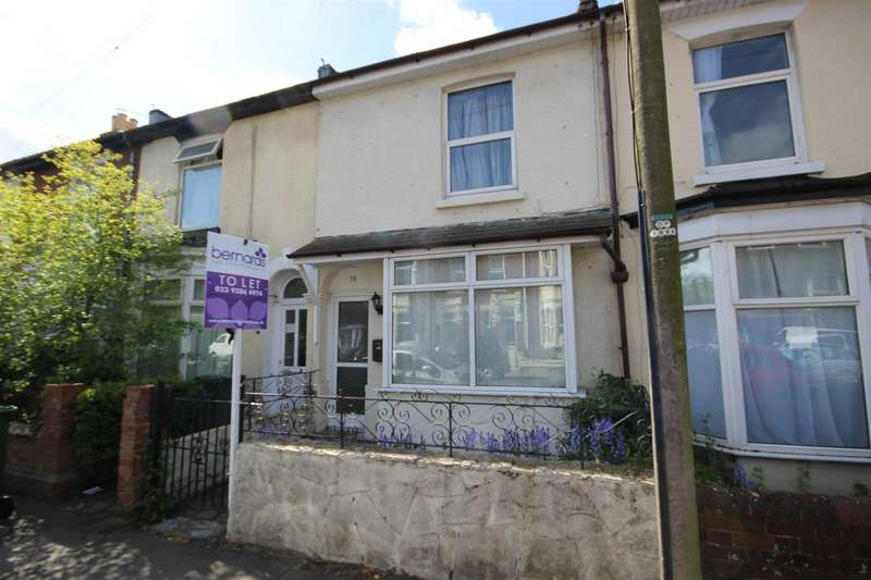 5 Bedrooms Terraced House for sale in Orchard Road, SOUTHSEA, Portsmouth, Hampshire
