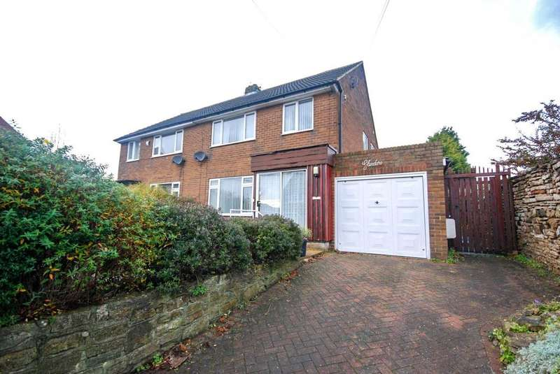 3 Bedrooms Semi Detached House for sale in South Street, Newbottle