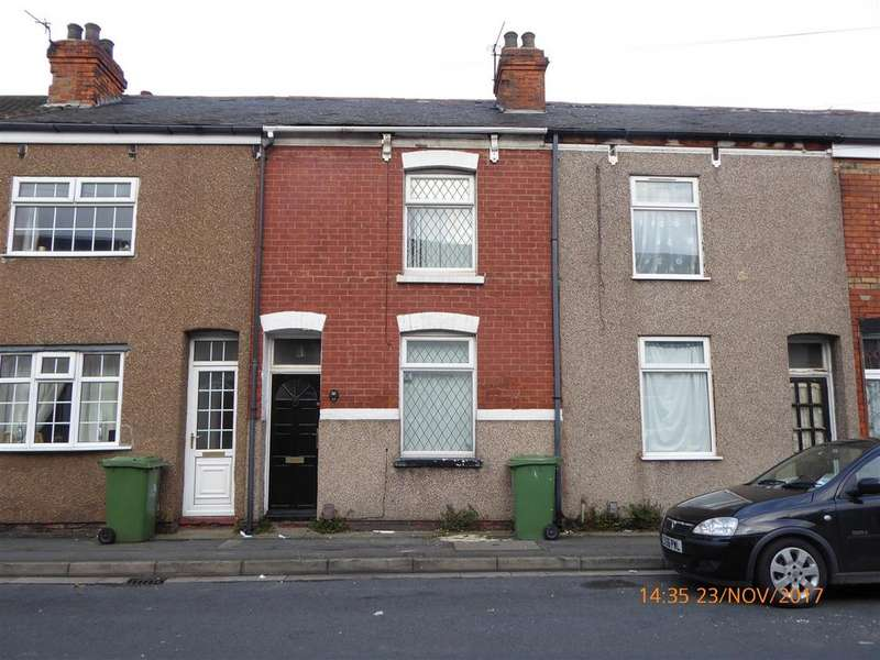 2 Bedrooms Terraced House for sale in Sidney Street, Cleethorpes, DN35 7NQ