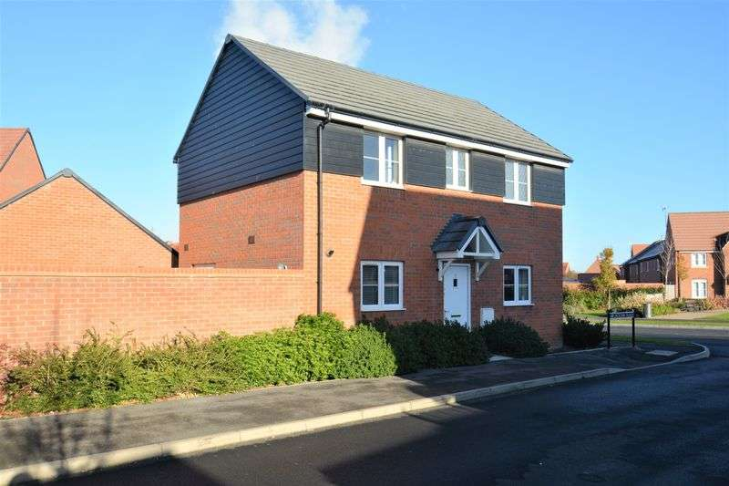 3 Bedrooms Property for sale in Jackdaw Road, Didcot