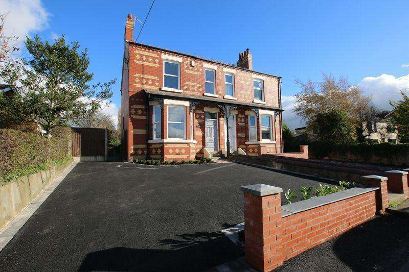 3 Bedrooms Semi Detached House for sale in Liverpool Road, Longton