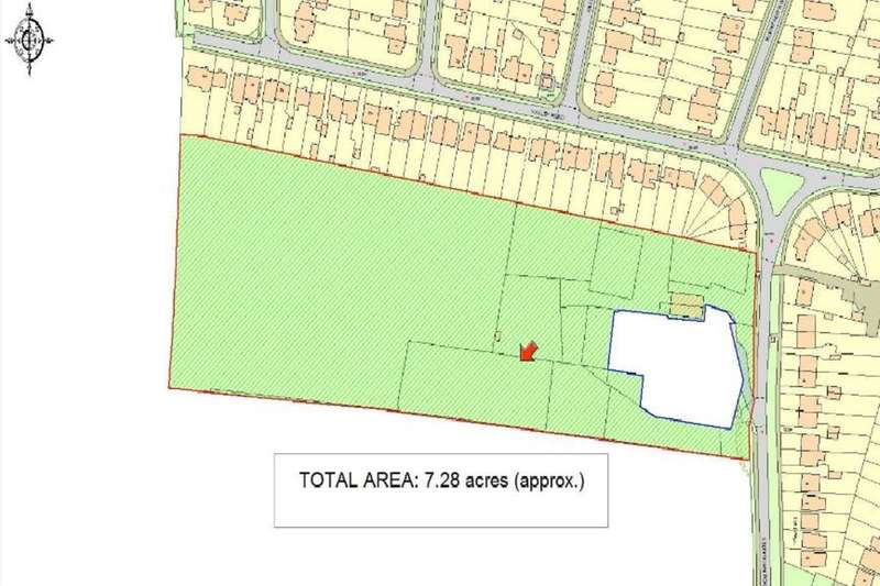 Land Commercial for sale in Steepdown Road, Sompting, Lancing, BN15