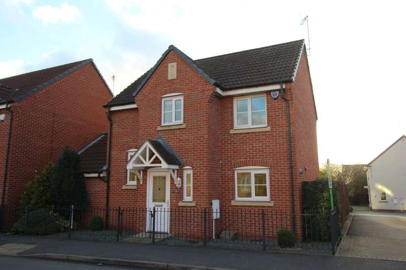 3 Bedrooms Detached House for sale in Parkway, Chellaston, Derby, DE73