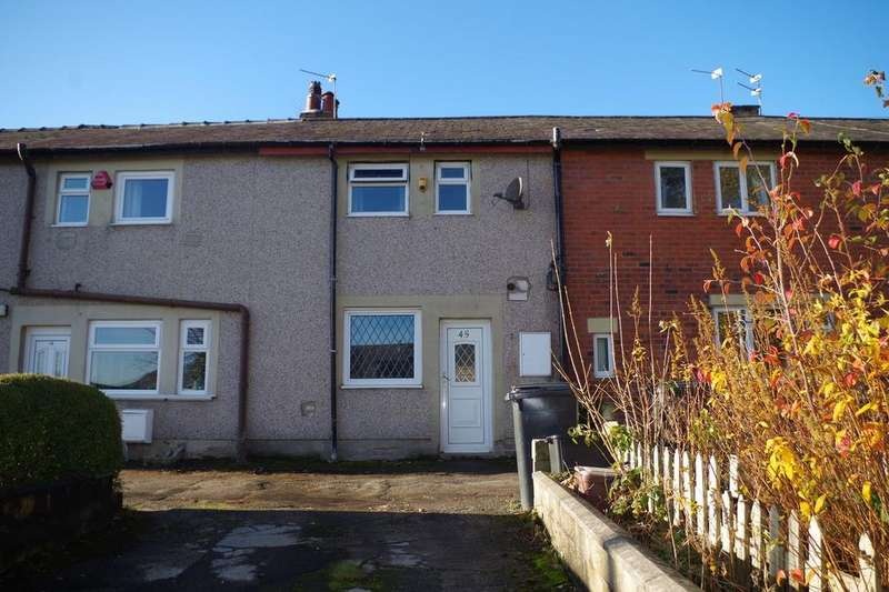 3 Bedrooms Town House for sale in Laurel Crescent, Ovenden, Halifax HX2