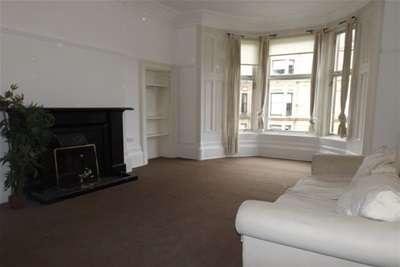 2 Bedrooms Flat for rent in Dowanside Road, Hillhead