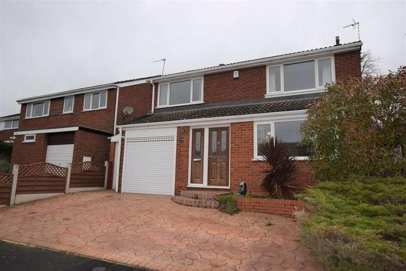 4 Bedrooms Detached House for sale in Hayes End, Desford