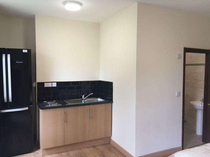 Studio Flat for rent in Prince Street, Madeley TF7