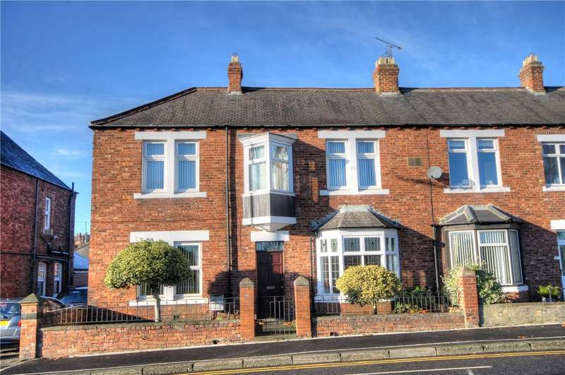 4 Bedrooms Semi Detached House for sale in Newcastle Road, Chester Le Street, County Durham, DH3