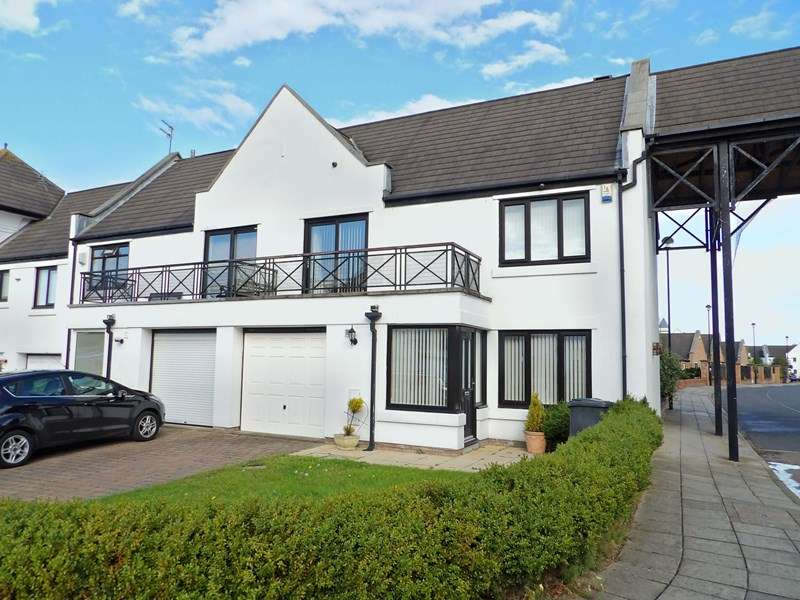 3 Bedrooms Property for sale in Harbour View, Riverside, South Shields, Tyne and Wear, NE33 1LR