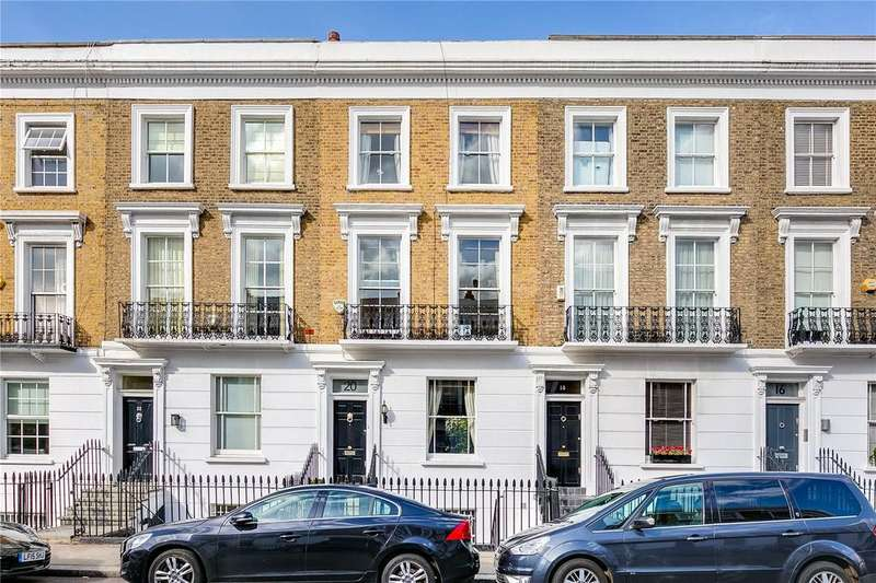 4 Bedrooms Terraced House for sale in Lamont Road, Chelsea