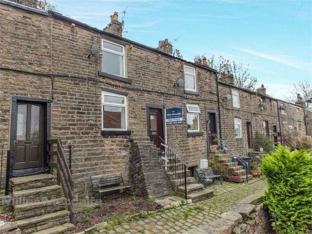 2 Bedrooms Cottage House for rent in Mount Pleasant, Edgworth, Bolton, BL7