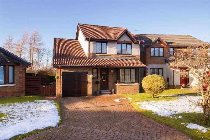 4 Bedrooms Detached House for sale in Cromalt Avenue, Lindsayfield, EAST KILBRIDE
