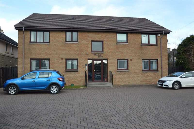 2 Bedrooms Apartment Flat for sale in Johnstone Road, Hamilton