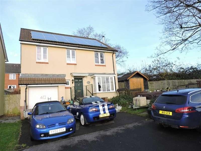4 Bedrooms Detached House for sale in Dol Y Dderwen, Ammanford