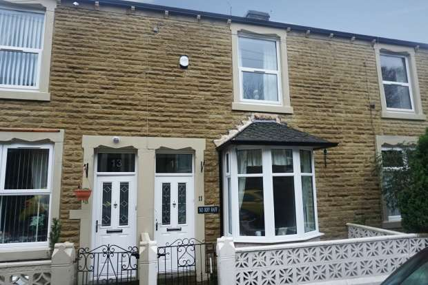 2 Bedrooms Terraced House for sale in Bishop Street, Accrington, Lancashire, BB5 2NE