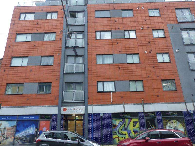 1 Bedroom Apartment Flat for sale in 'The Victory', Union Street, Oldham