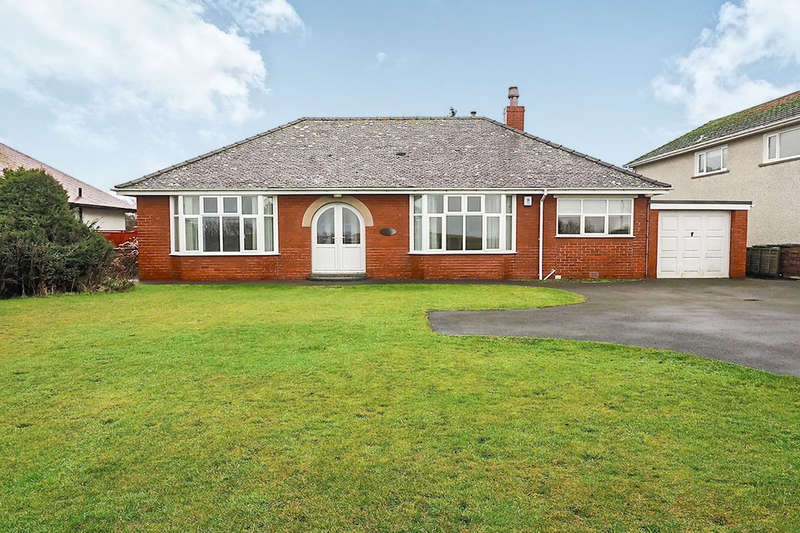 3 Bedrooms Detached Bungalow for sale in Skinburness Road, Silloth, Wigton, CA7