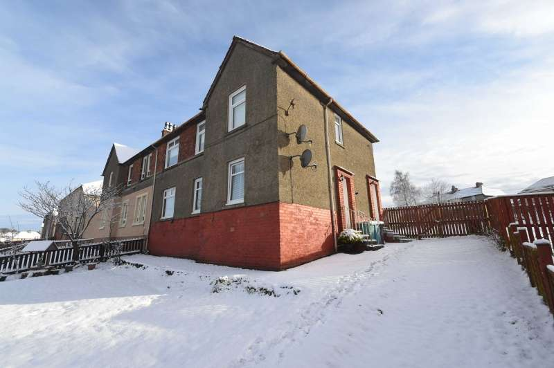 3 Bedrooms Ground Flat for sale in Monklands Street, Gartlea, Airdrie, North Lanarkshire, ML6 9NL