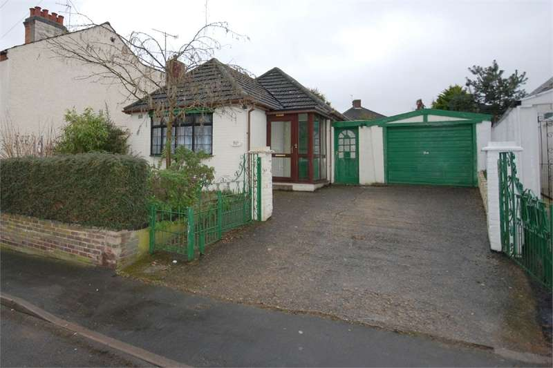 2 Bedrooms Detached Bungalow for sale in New Street, RUGBY, Warwickshire